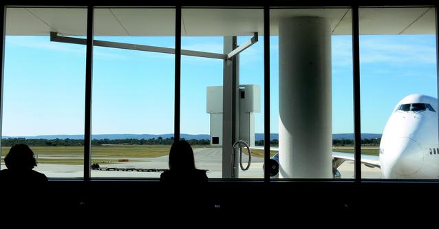letadlo na stojánce