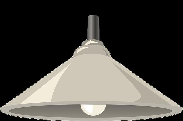 klasické svítidlo